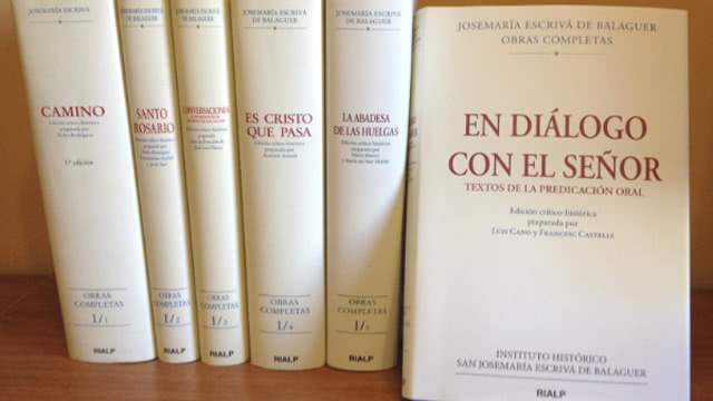 In Dialogue with the Lord, Previously Unpublished Meditations and Talks of  St. Josemaría - Romana - Opus Dei